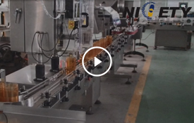 Fish oil soft gel capsule counting and filling production line