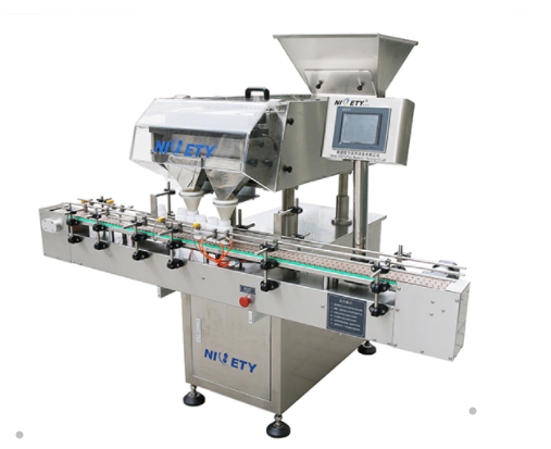 Product introduction and advantages of Tablet/Capsule Counting Machine