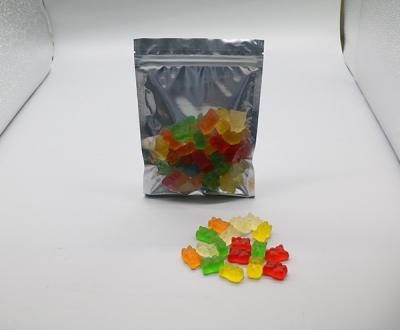 Jelly Candy Counting And Filling In Pouch