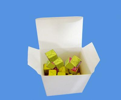 Seasoning Cube Counting In Box