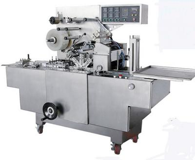 GB Cellophane Paper Tridimensional Packing Machine
