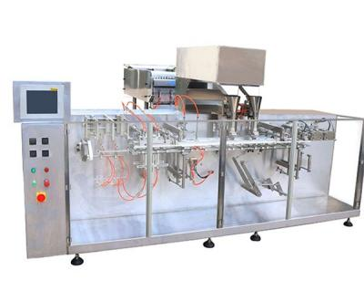 GDH Rotary Preformed Bag Packing Machine