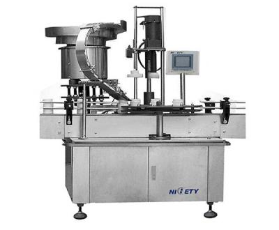 XYG-1 Automatic Single Nozzle Capping Machine