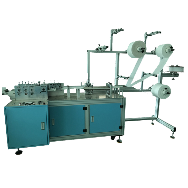 ALL-IN-ONE; AUTOMATIC OUTSIDE EARLOOP MASK PRODUCTION LINE 1+2